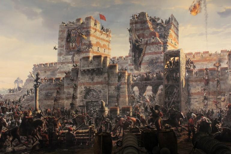 Падіння Константинополя