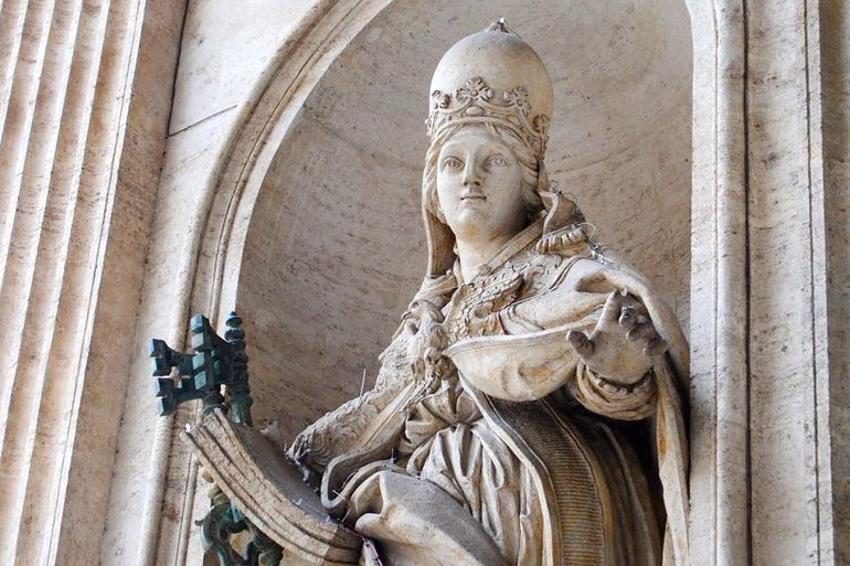 Папа Римський - жінка