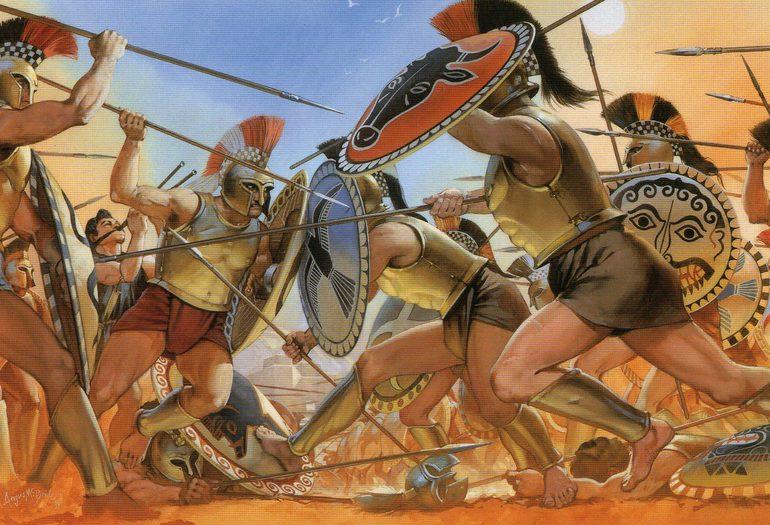 Пелопоннеська війна - картина3