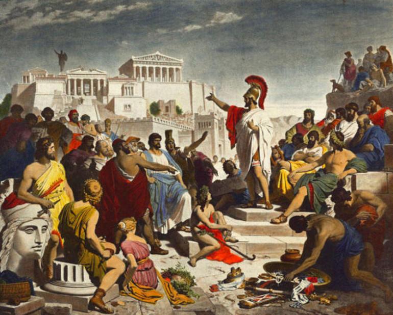 Пелопоннеська війна - картина4