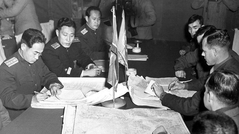 Переговори між Півднем і Північчю Кореї
