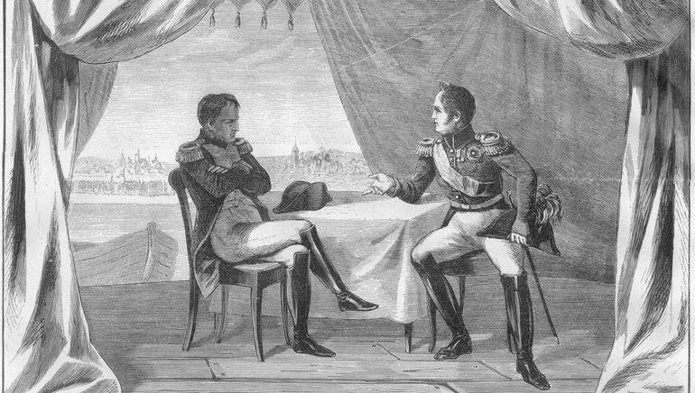 Переговори з Наполеоном