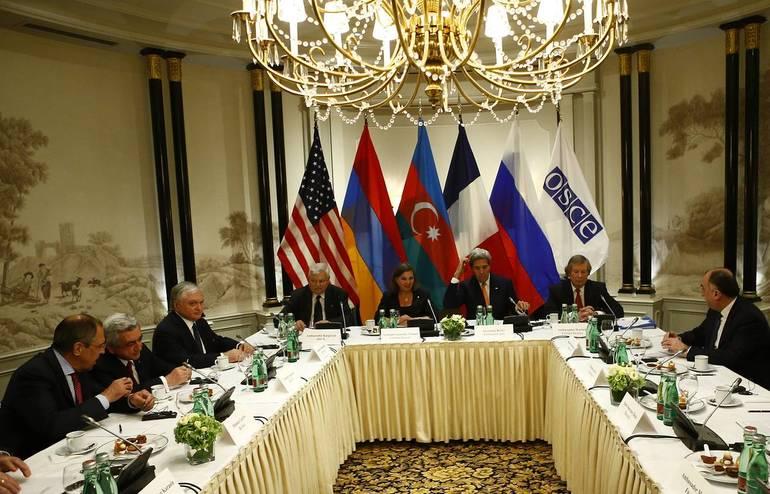 Переговори по Карабаху