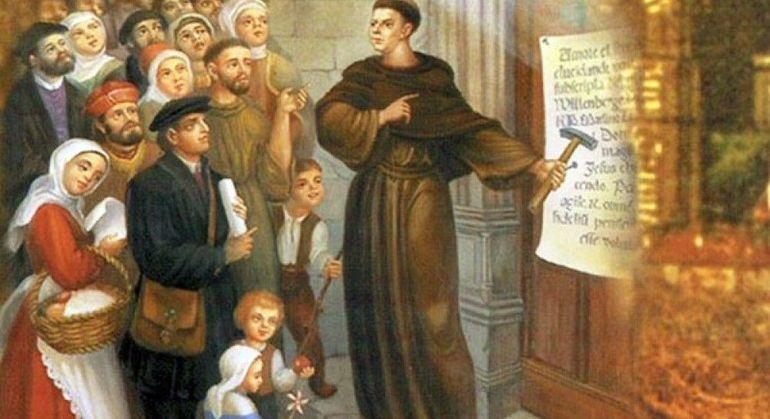 Період Реформації в Європі