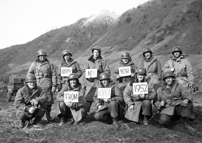 Підготовка до корейської війни