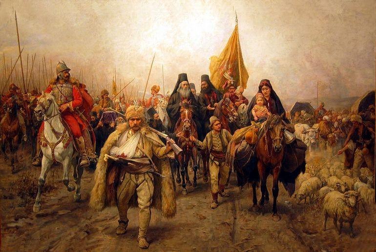 Підсумки великого переселення народів