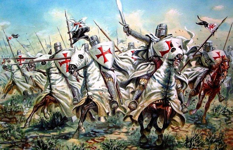 Початок хрестових походів