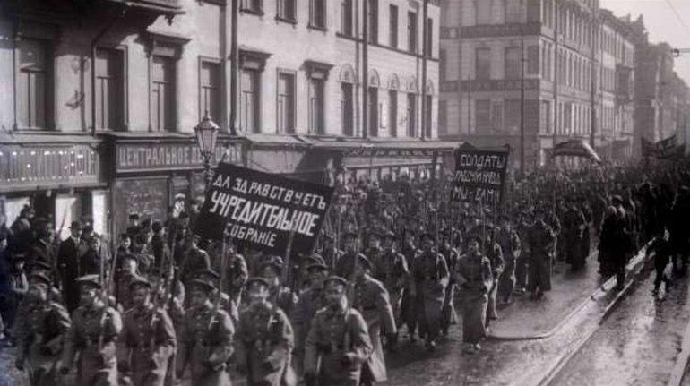 Події Лютневої Революції