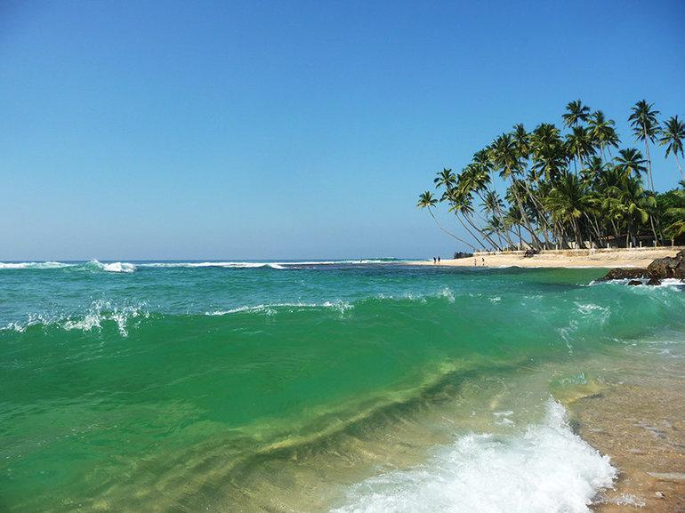 Положення Індійського океану
