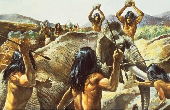 Полювання в епоху мезоліту