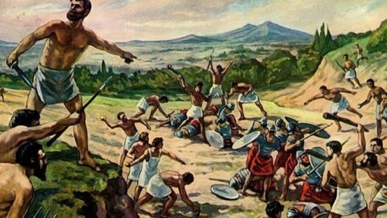 Повстання рабів