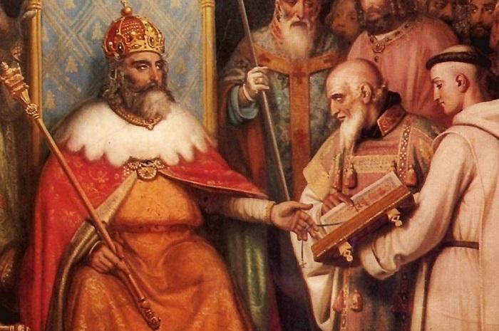 Правління Карла Великого