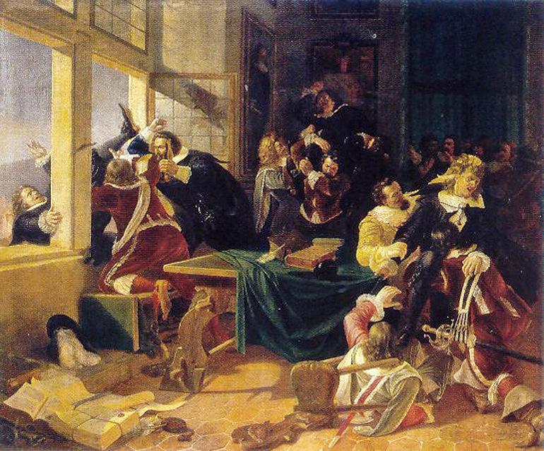 Протестанське повстання