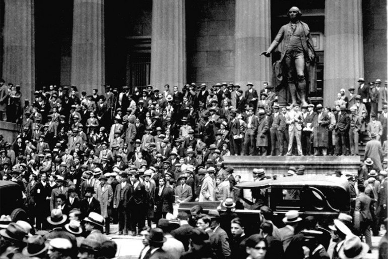 Причини кризи 1929-1932
