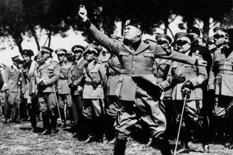 Причини приходу до влади Беніто Муссоліні