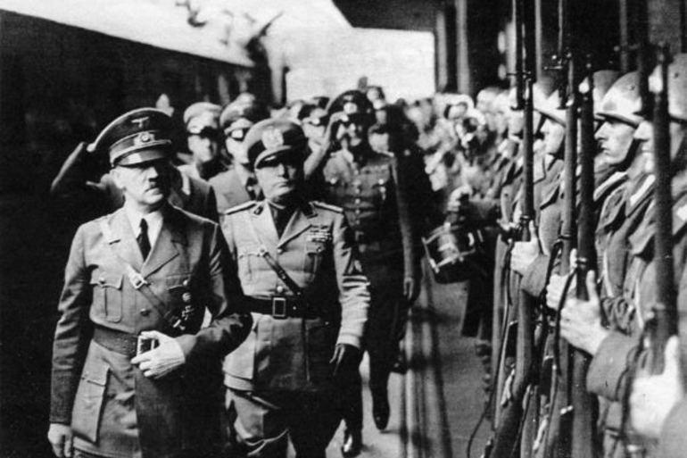 Прихід до влади фашистів в Італії