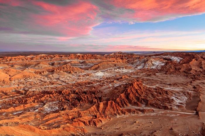 Пустелі і напівпустелі Південної Америки