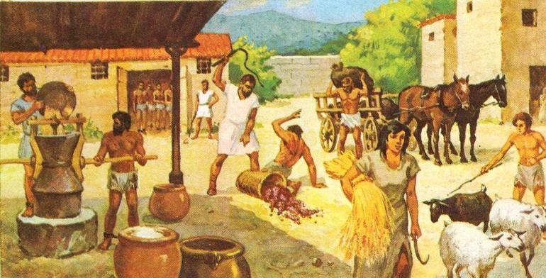 Раби в Римі