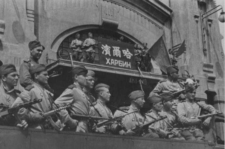 Радянсько-Японська війна