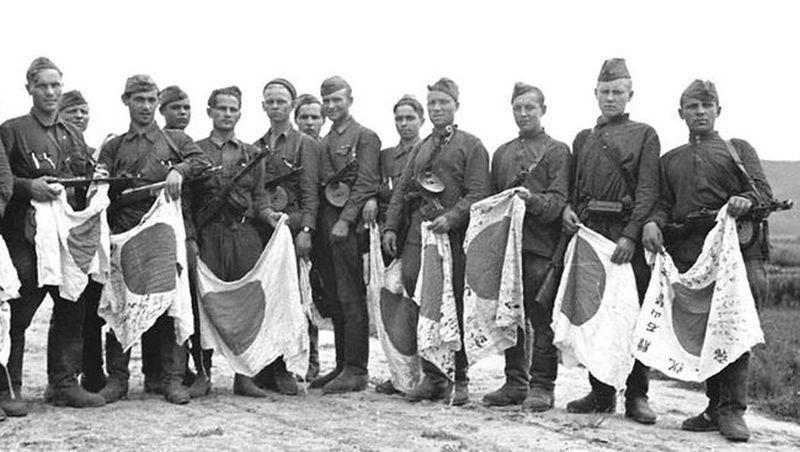 Радянсько-Японська війна4