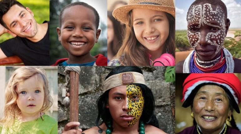 Раси людей на Землі