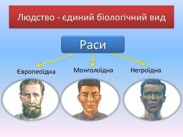 Раси людини