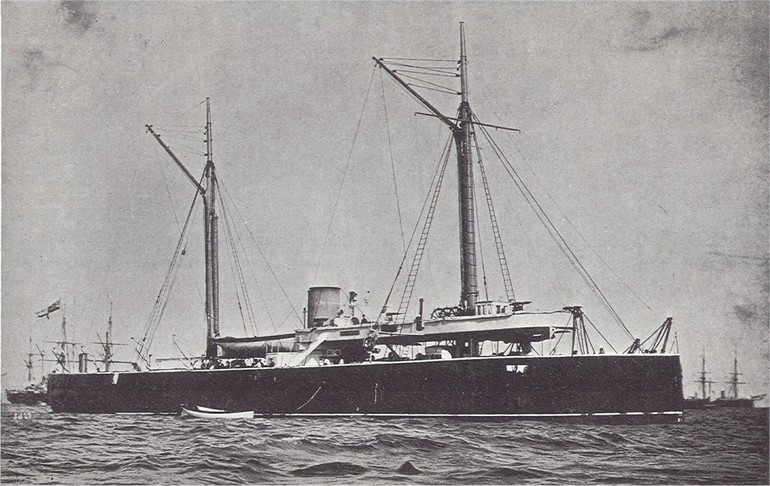 Рефрижираторний корабель