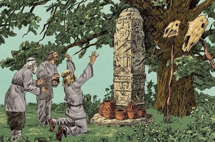 Релігія східних слов'ян