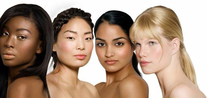 Різні раси людей