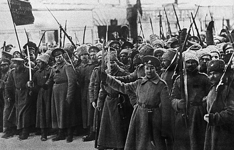 Російська армія під час Першої світової війни