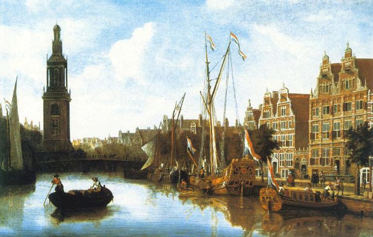 Розвиток Нідерландів
