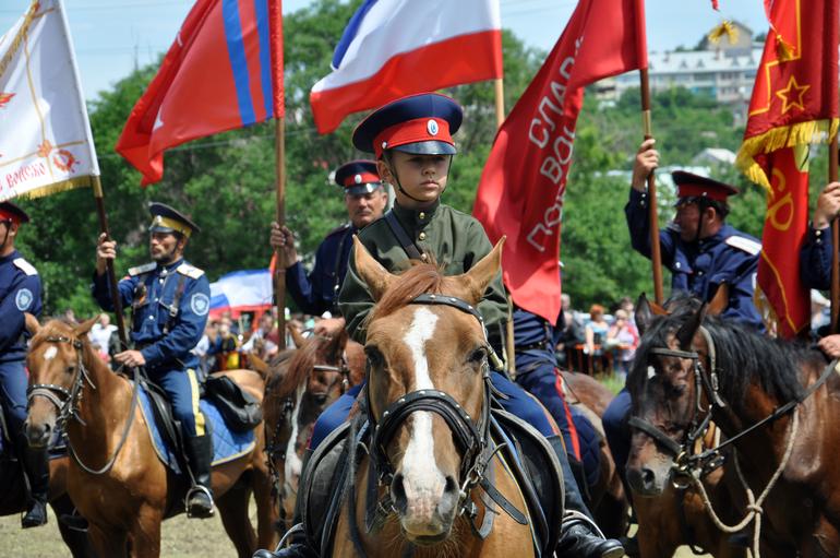 Ряжені козаки