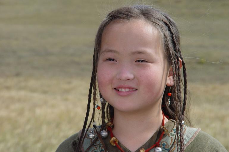 Риси монголоїдів