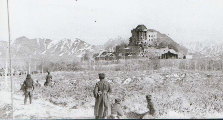Штурм палацу Аміна