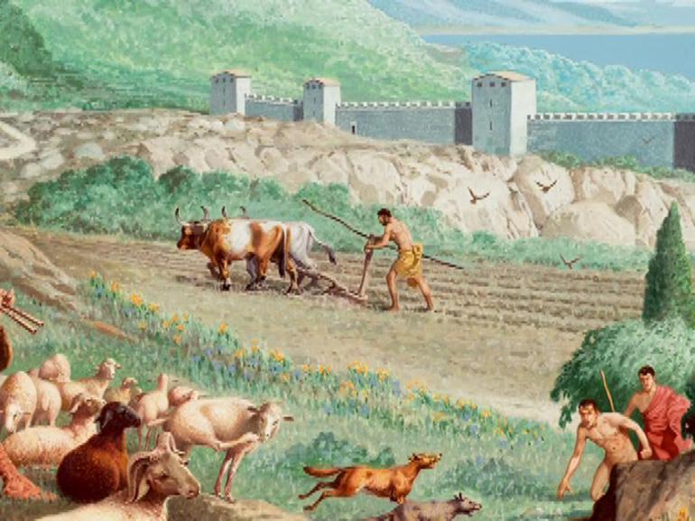 Селяни в Вавилоні