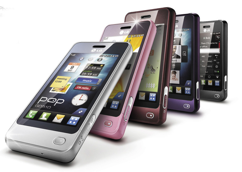Сенсорні телефони