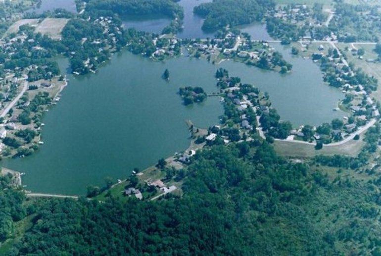 Список п'яти великих озер США