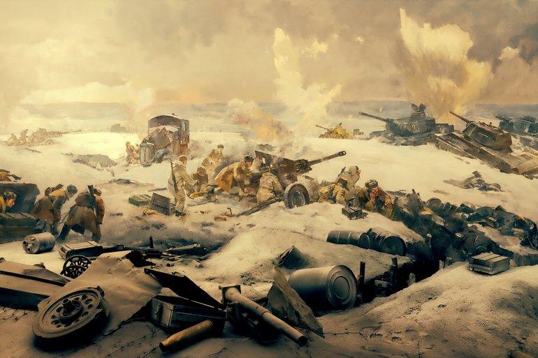 Сталінградська битва - картина