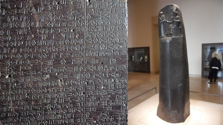 Структура законів Хаммурапі