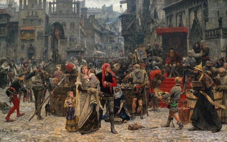 Світ пізднього Середньовіччя