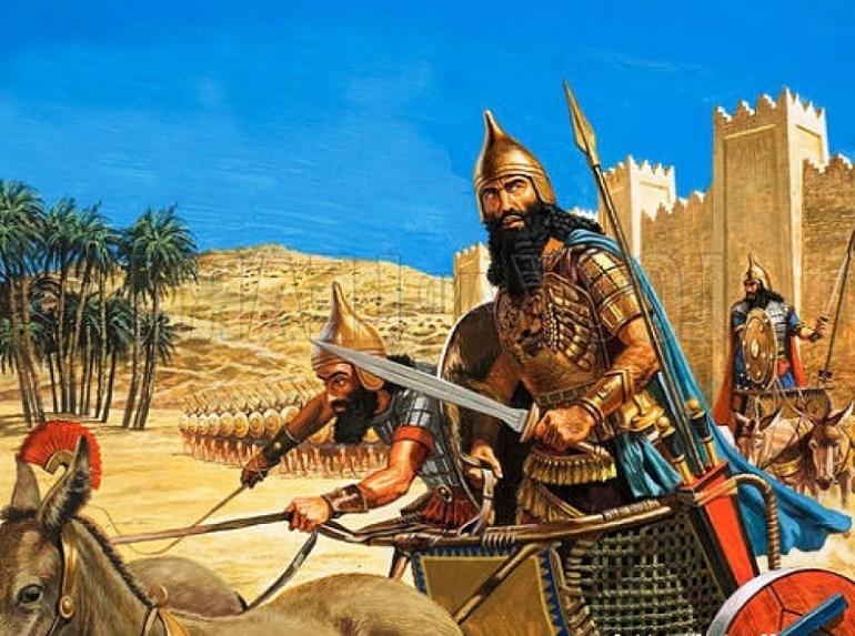 Цар Вавилону