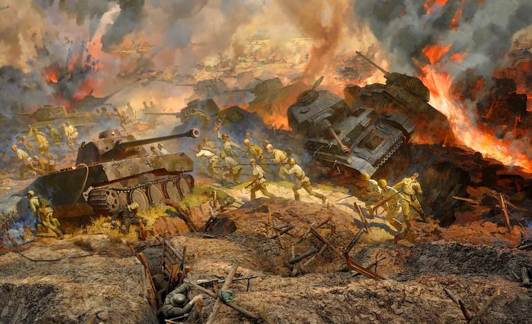 Танкова битва під Прохорівкою