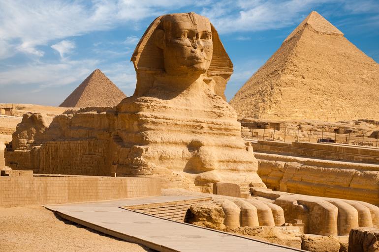 Таємниці Єгипетських пірамід