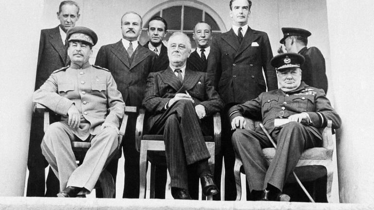 Тегеранська конференція