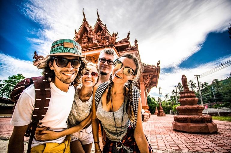 Туризм в Азії