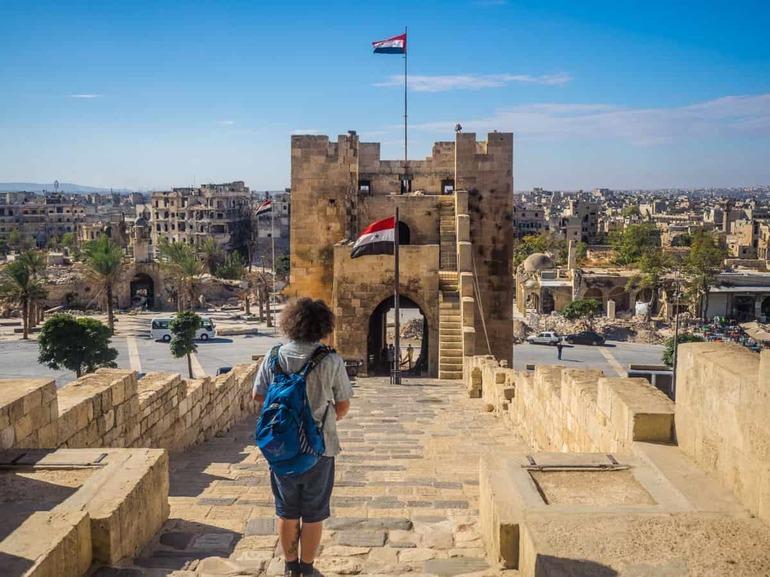 Туризм в Сирії