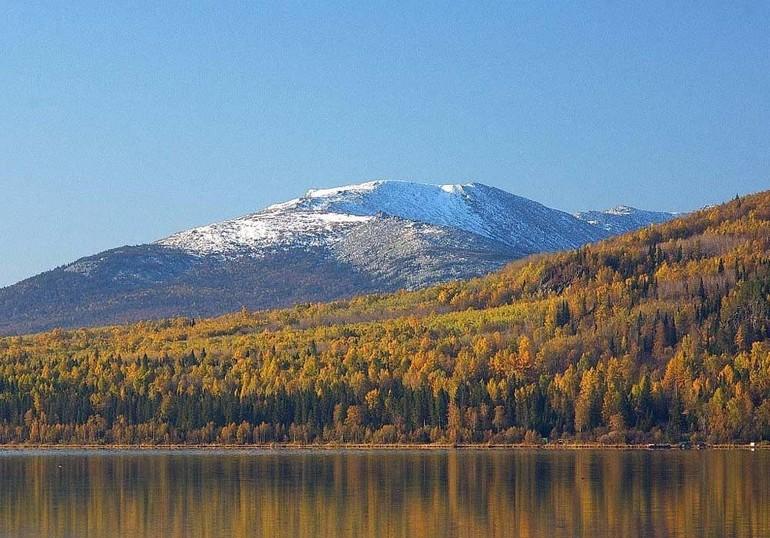 Уральські гори6