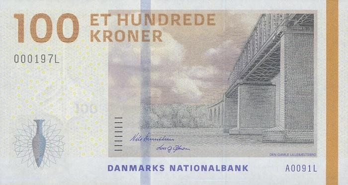 Валюта Данії