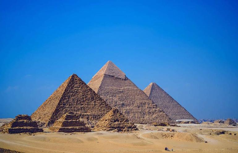Великі піраміди Гізи