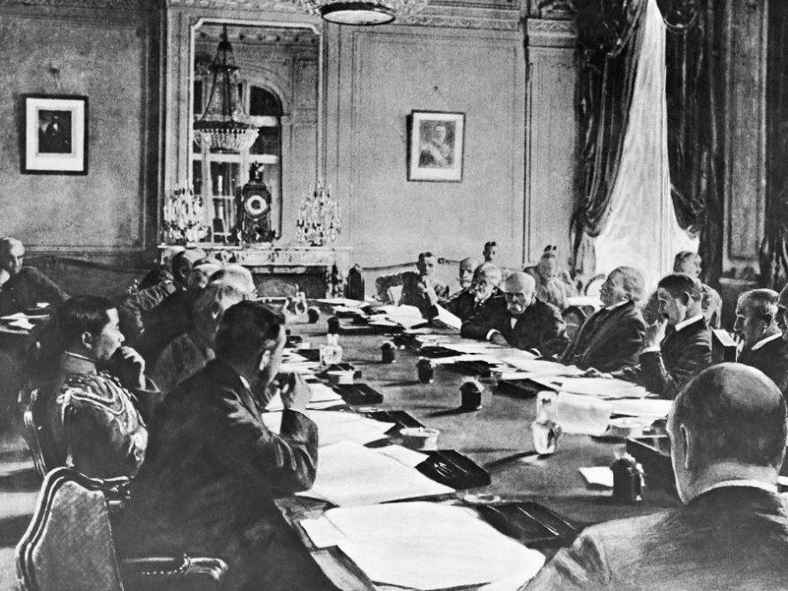 Версальський договір